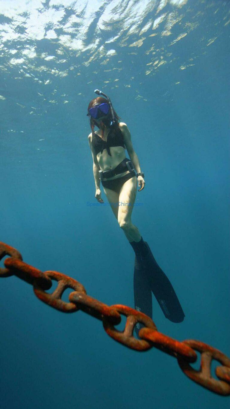 女生漁獵日記:一步一腳印