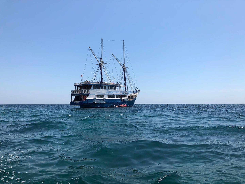漁獵女生的日記:印尼夢幻郵輪之旅