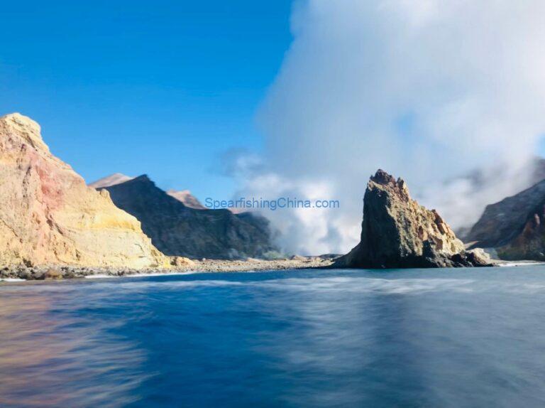 漁獵在白島(White Island)