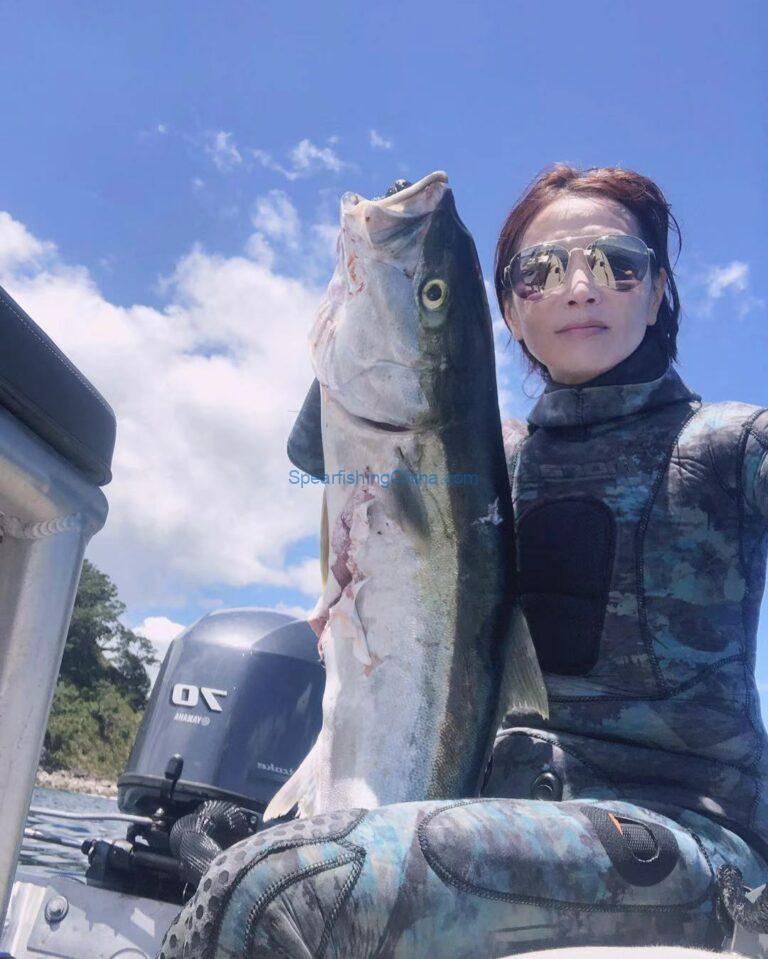 女生漁獵日記:海底獵人